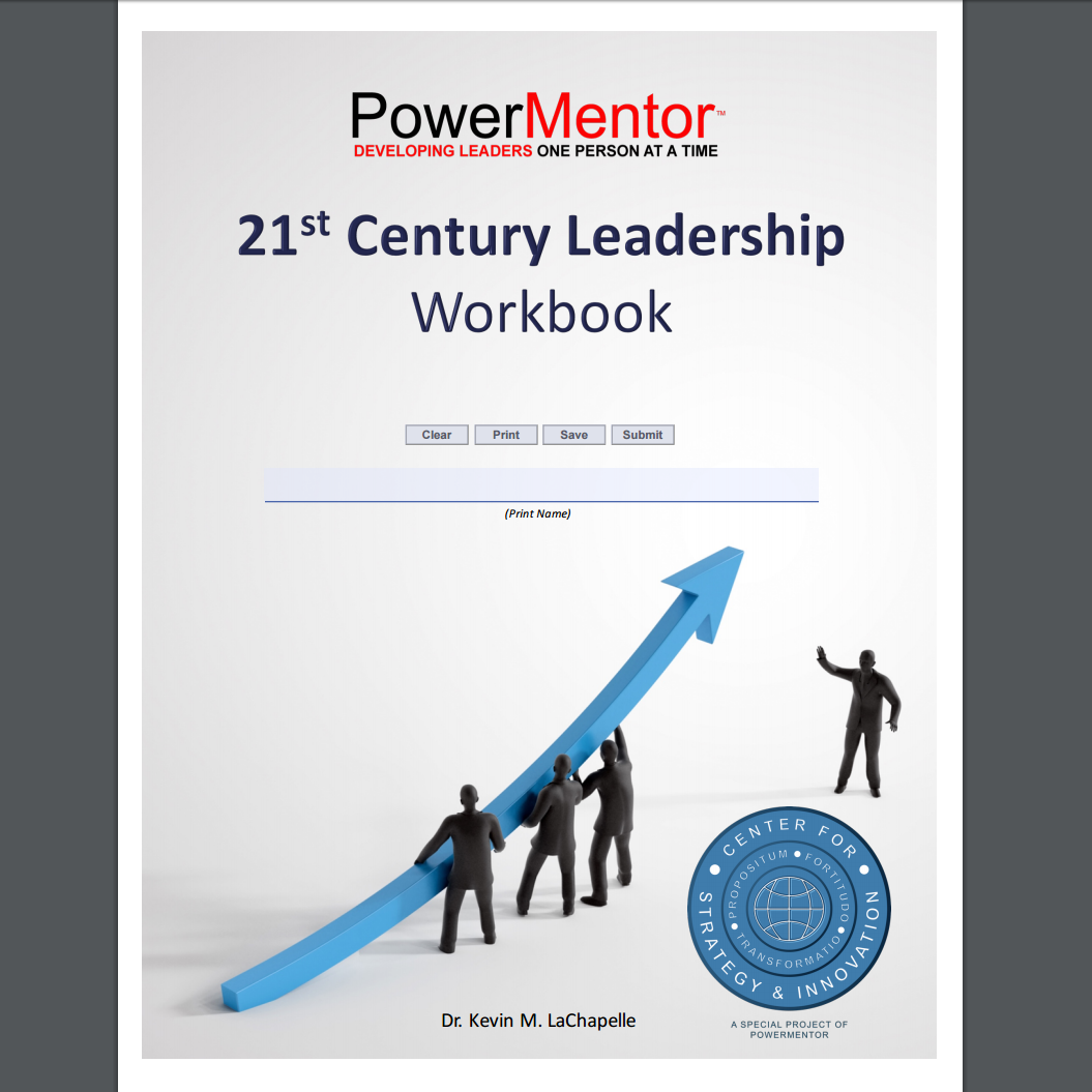 21st century leadership Could you make it as a 'new power' leader in our chaotic, hyperconnected world  here's a test to find out.